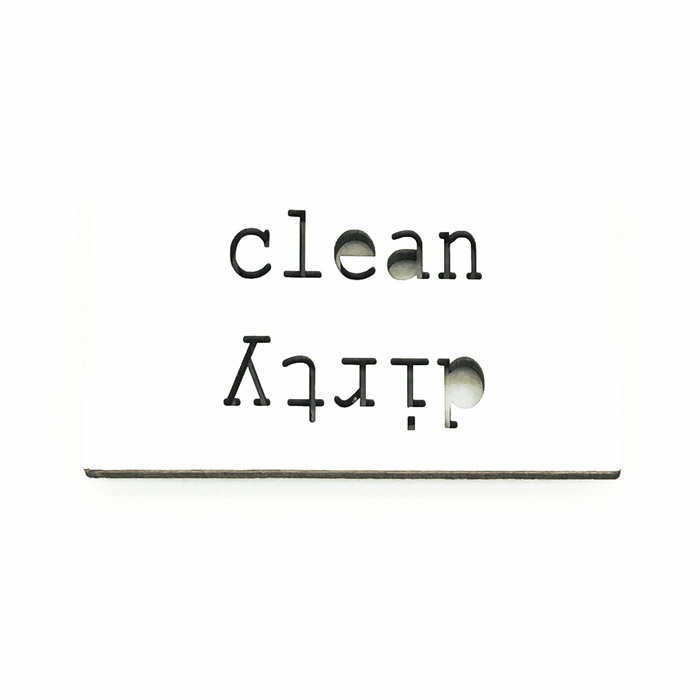 Magneetti Clean-Dirty