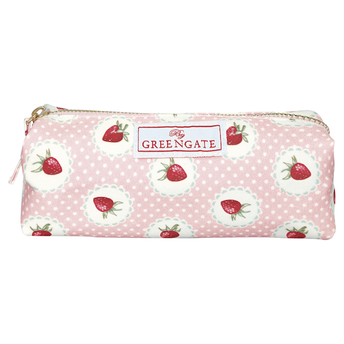 GreenGate meikkipussi Strawberry S