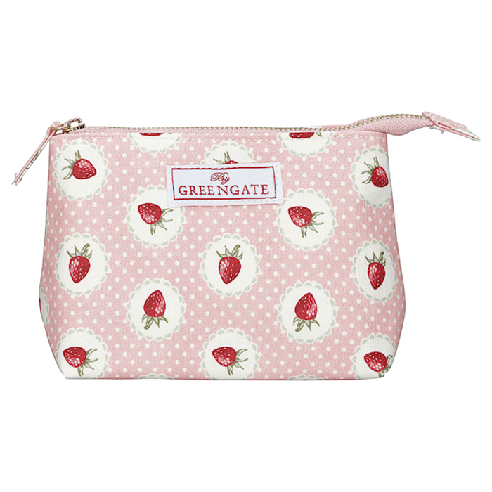 GreenGate meikkipussi Strawberry