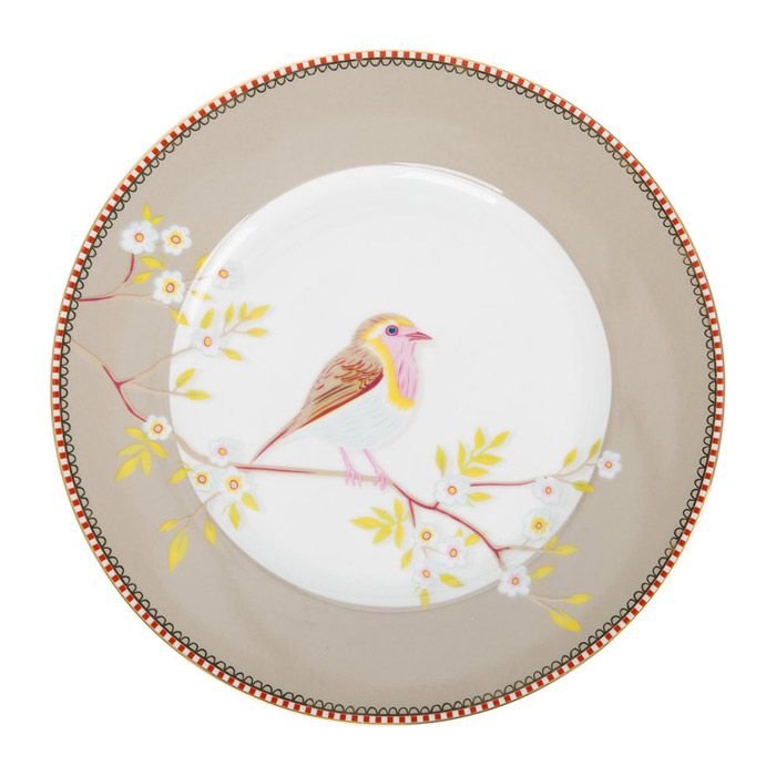 sc 1 st  Home By Piia & PIP Studio Early Bird plate khaki - Kitchen - PIP Studio - Home By Piia