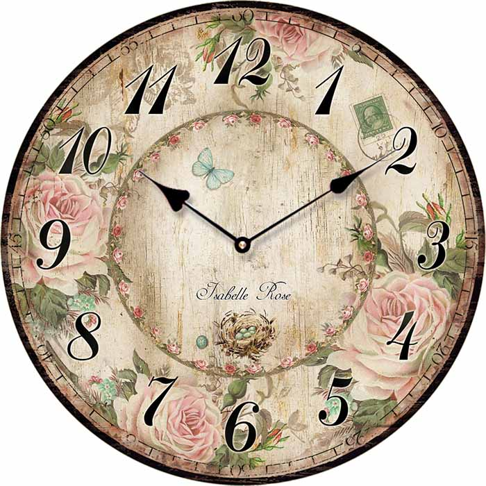 Wall Clock 15 Cm Isabelle Wall Clocks Home By Piia