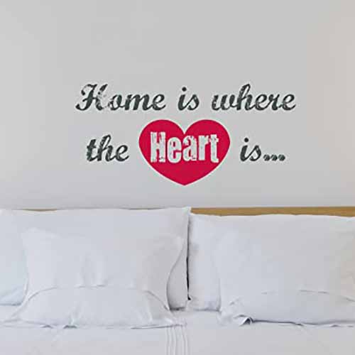 Home is where the Heart is... sisustustarra