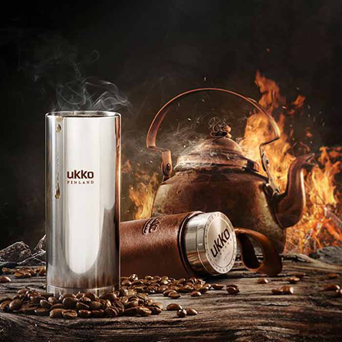Ukko Coffee 200 XO Limited Edition ruskea