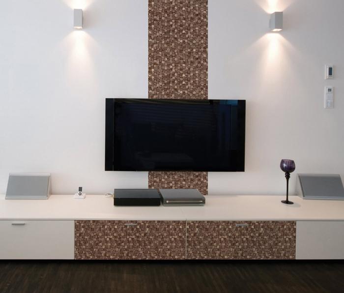 dc fix lasitiili ruskea 45 cm dc fix sisustuskalvot. Black Bedroom Furniture Sets. Home Design Ideas