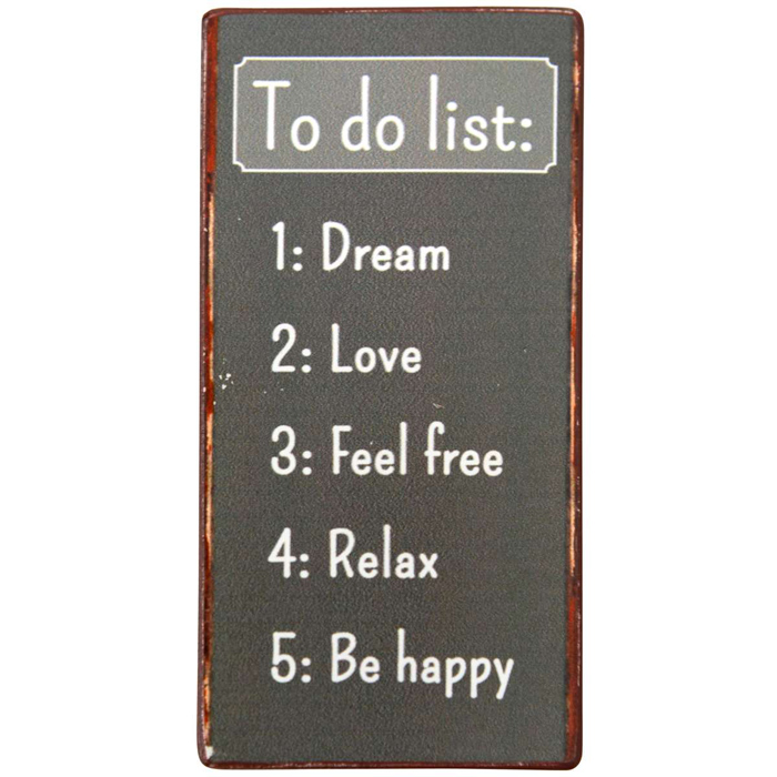 Magneetti To do list