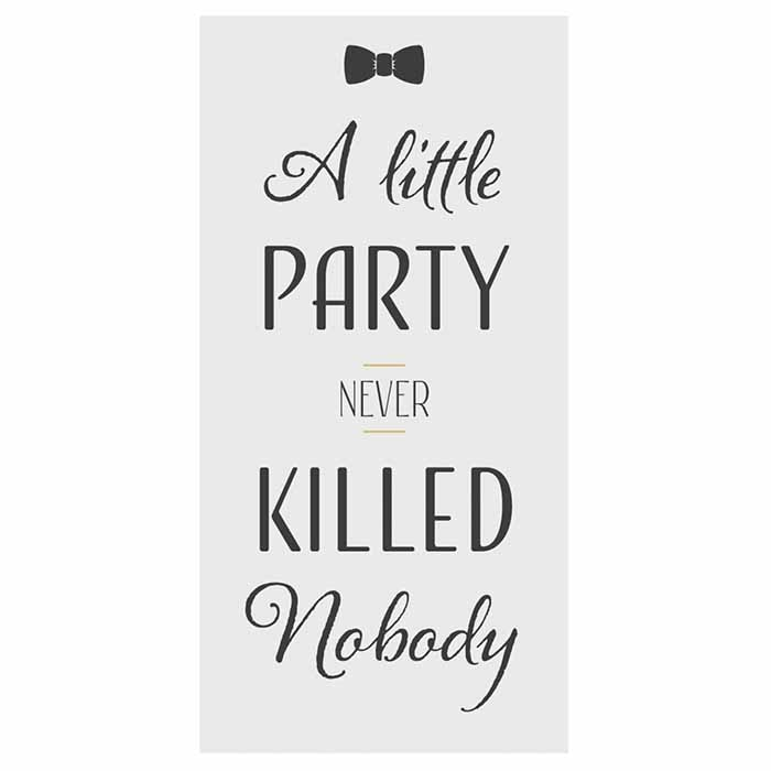Magneetti A little party never killed nobody