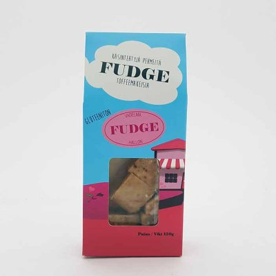 Fudge Vadelma 150 g