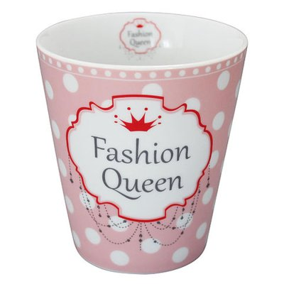 Happy Mug muki Fashion Queen