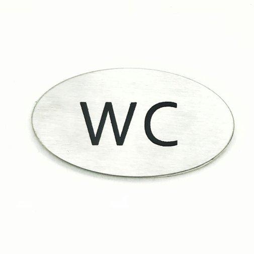 Wc Kyltti Oveen