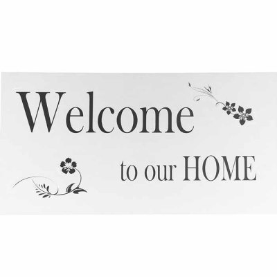 Welcome to our home sisustustarra