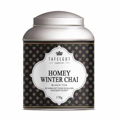 Homey Winter Chai tee