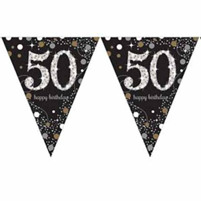 Happy Birthday 50 viirinauha