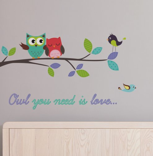 Owl you need is love...