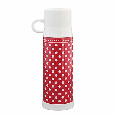 Dots termospullo punainen 500 ml